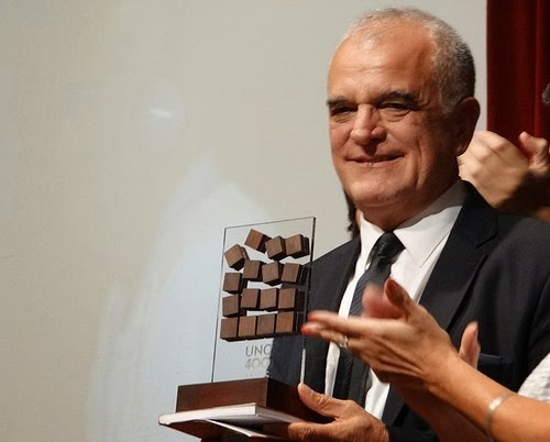 Mario Luna UNC